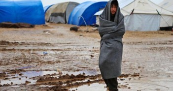 مخيمات اللاجئين السوريين