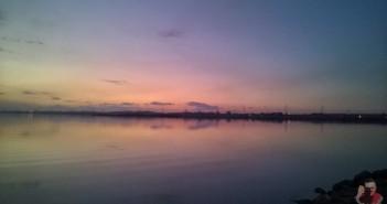 الإسكندرية.. بحيرة ماريوط (تصوير طارق الشافعي)