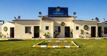 وحدة مرور برج العرب بالإسكندرية