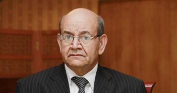 محافظ الجيزة علي عبدالرحمن