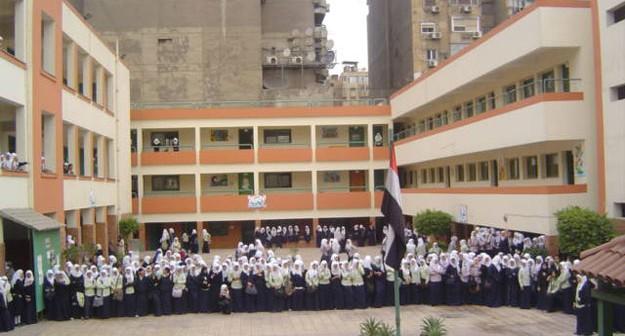 مدرسة أهريت الإعدادية بالفيوم مُنتجة