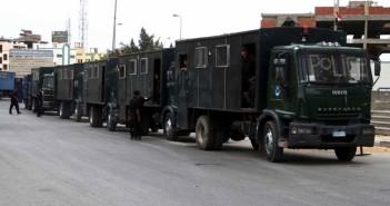سيارات الأمن المركزي