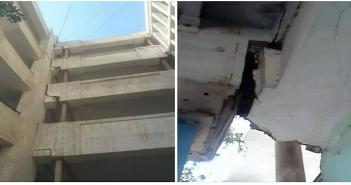 مدرسة تجريبية في القاهرة تواجه خطر الانهيار