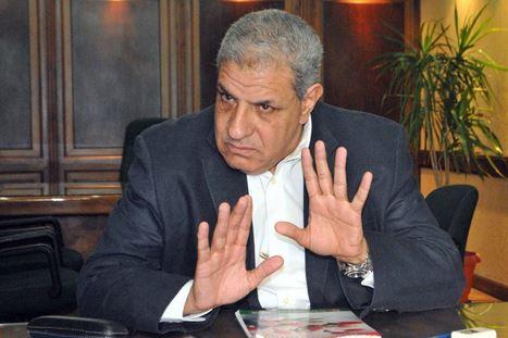 بالصور.. سكان «العبور» يطالبون محلب بإعادة تبعية المدينة لمحافظة القاهرة 📷