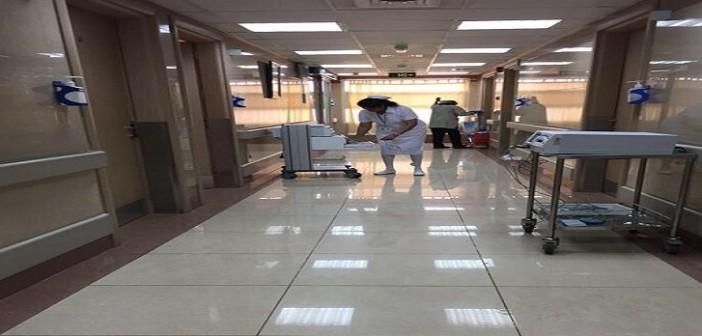 بالصور.. هذا ليس مستشفى خاصًا في مصر لكنه مستشفى «حكومي» بالكويت