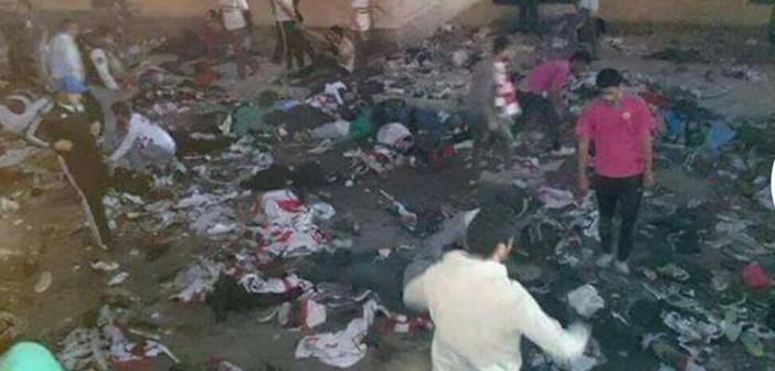 شاهد على مذبحة الدفاع الجوي: «طفل صغير أبوه مات قالي لو سمحت يا عمو صحيلي بابا»