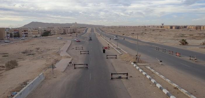 بالصور.. «طريق الموت» بطور سيناء.. العابر مفقود أو مولود
