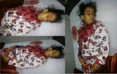 الطفلة منة .. ضحية المستشفيات الحكومية