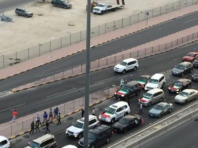 بالصور.. مظاهر الاحتفال بالعيد الوطني للكويت