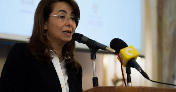 غادة والي، وزيرة التضامن الاجتماعي