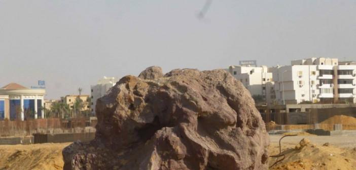 بالصور.. اغتيال تاريخ مصر الجيولوجي قرب القاهرة الجديدة