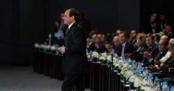 السيسي ـ المؤتمر الاقتصادي في شرم الشيخ