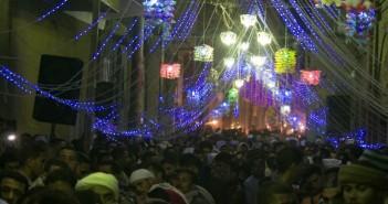 حفل ياسين التهامي في سوهاج