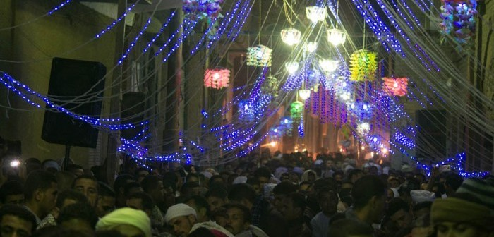 ياسين التهامي في سوهاج.. للمريدين أحوال ومقامات (صور)