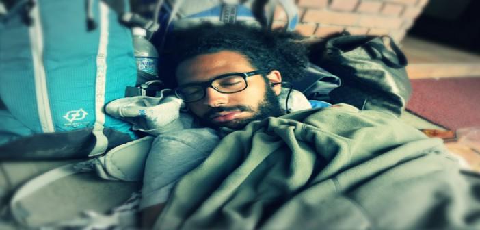 بالصور.. قصة مصري ناجي من زلزال نيبال: «عشت أصعب 48 ساعة في حياتي»