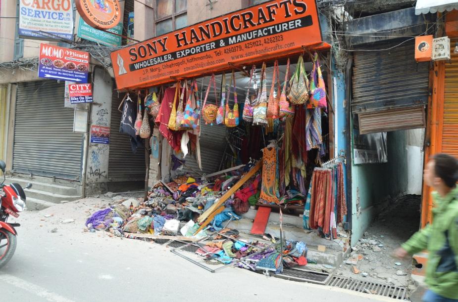 زلزال نيبال 11
