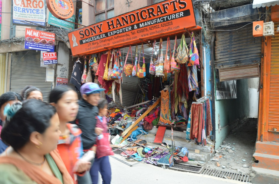 زلزال نيبال 12
