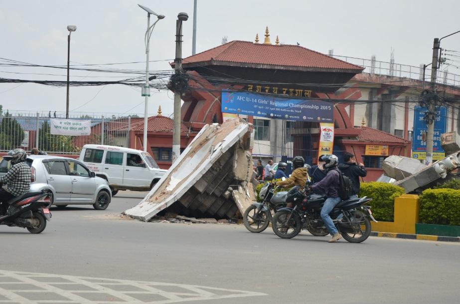 زلزال نيبال 14