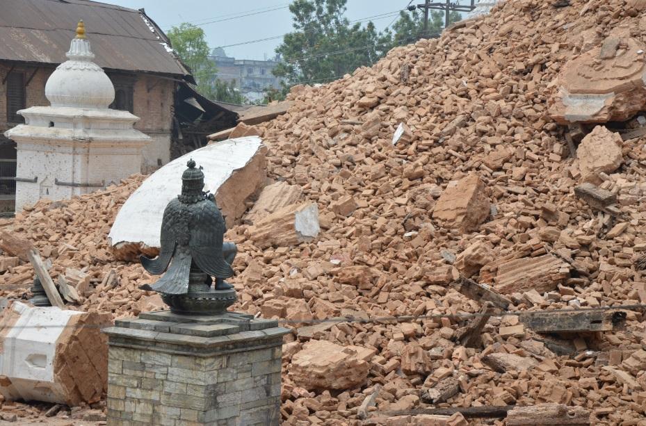 زلزال نيبال 15