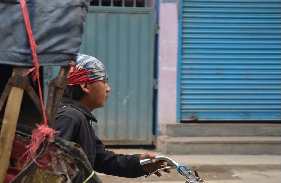 زلزال نيبال 16
