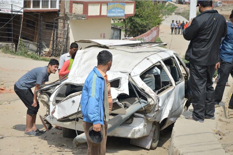 زلزال نيبال 6