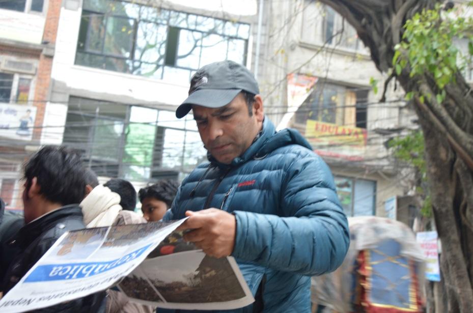 زلزال نيبال 8