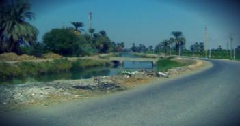 قرية حجازة في قنا