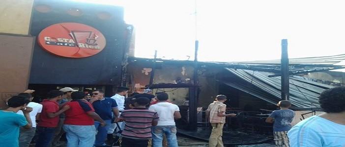 صاحب كافيه «كوستاريكا» المُحترق ليلة 30 يونيو: الحكومة لم تصرف التعويضات