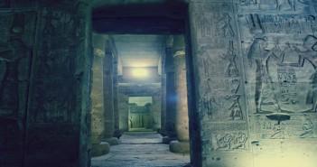 معبد أبيدوس في سوهاج
