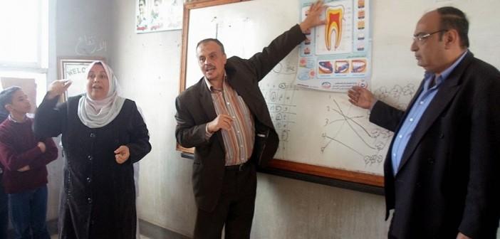 الزائرات الصحيات بالشرقية تطالبن بإلغاء قرار نقلهن من مدارس الريف