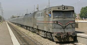 قطار مصري