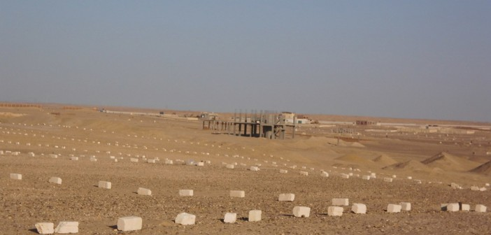 مطالب للرئيس بتقنين أرض مدينة القادسية