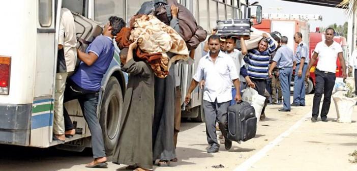 «بلاغ الهروب».. سوط الكفيل لمنع المصريين من العودة لبلادهم