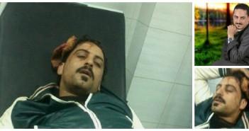 مواطن يتهم ضابطي شرطة بضربه وإصابته بارتجاج في المخ
