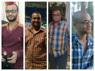 مصطفى شاب صعيدي نجح في إنقاص وزنه