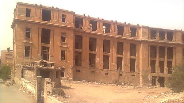 بالصور.. مستشفى حلوان.. تاريخ ومساحة ضائعة لا تسعف ملايين المرضى (📷)