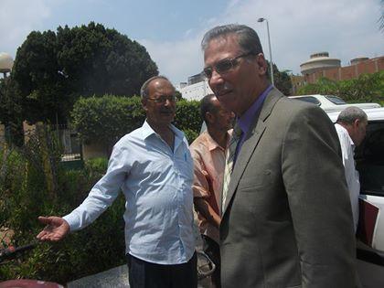 مديرية الرياضة بالمنوفية ترد على «شارك المصرى اليوم»