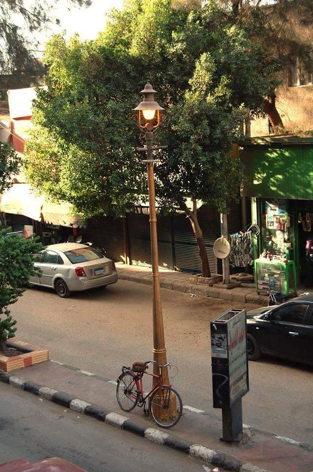 شارع المحطة بسوهاج