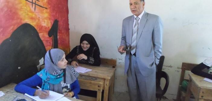 وكيل التعليم بجنوب سيناء يتفقد لجان امتحانات «الإعدادية» في نويبع 📷