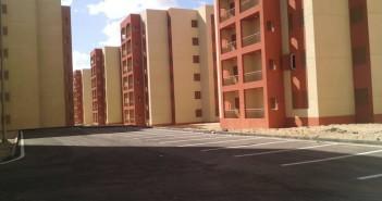 وحدات سكنية في إسكان الشباب