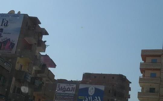 غياب النظام المروري بشارع الجيش في المنوفية 📷