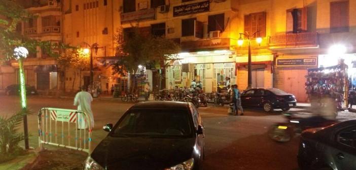 📷 بالصور.. مواطن: ضابط بالأقصر «كلبش» السيارات رغم وجودها في «الباركينج»