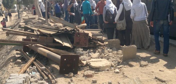 أهالي «أبورية» في البحيرة: محطة «قطارات الموت» تهدد حياة المواطنين 📷