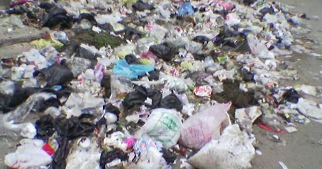 بالصور.. أهالي بلقاس يشكون من تراكم القمامة على مداخل المدينة 📷