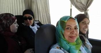 أعضاء حزب الوفد في جنوب سيناء