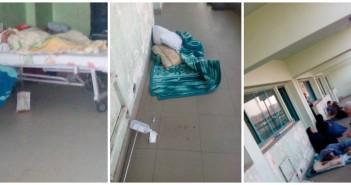 مشاهد الإهمال في مستشفى النيل بشبرا