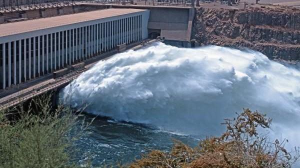 عمال شركة السد العالي للمشروعات الكهربية يطلبون لقاء السيسي