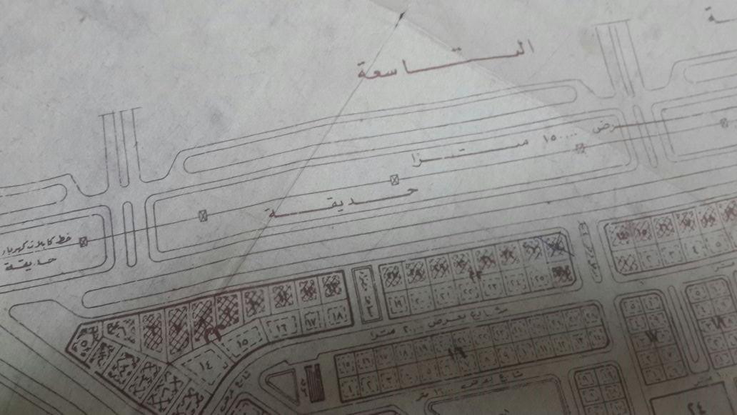 خريطة شارع السد العالي بمدينة نصر
