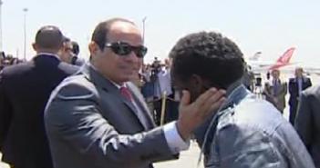 السيسي ـ إثيوبيا