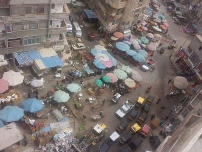 شارع المعهد الديني بالعصافرة بالإسكندرية